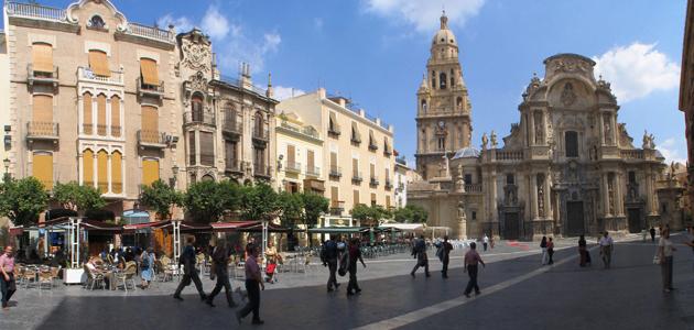 Murcia, Águilas y Cartagena