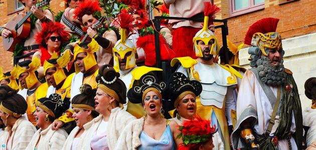 Carnaval de cadiz 2 dias