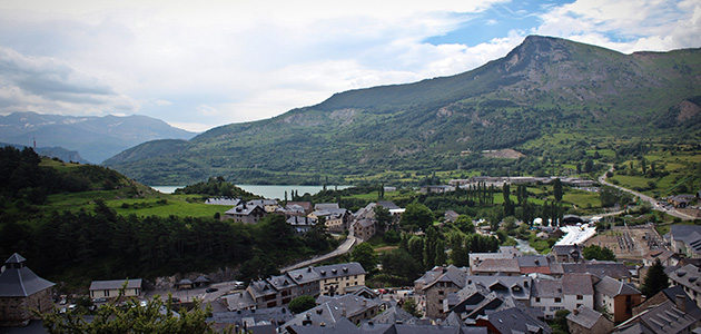 Pirineos Lourdes Andorra Zaragoza