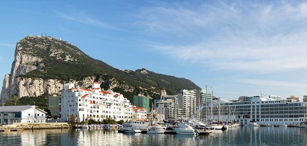 Gibraltar y Puerto Banus