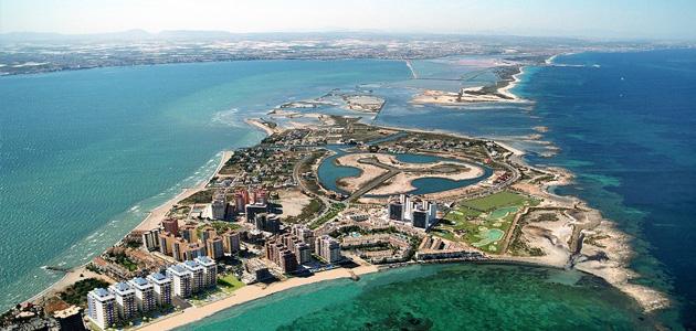 Murcia la Manga del Mar Menor
