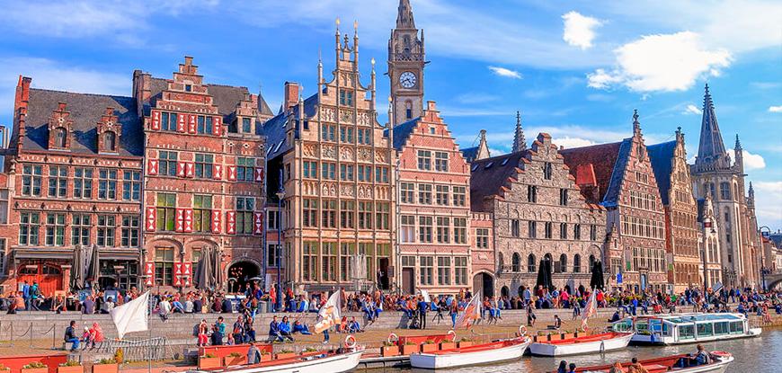 Encantos de Belgica