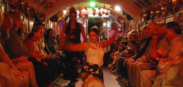 Granada con Noche Flamenca