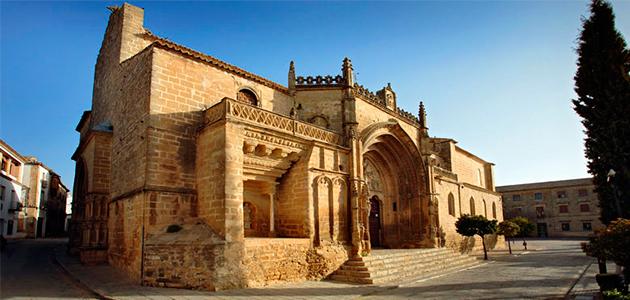 Úbeda, Cazorla, Jaén y Baeza