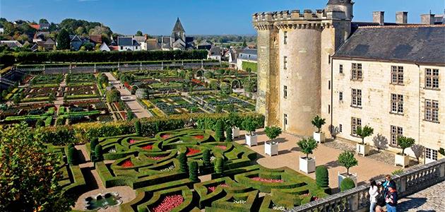 Castillos del Loira y Bretaña Francesa