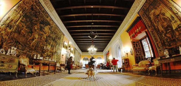 Sevilla Palacio de Dueñas