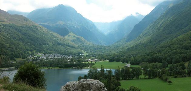 Pirineos - Lourdes - Zaragoza
