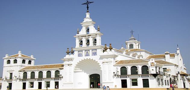 Virgen del Rocío con Mariscada, ALMONTE